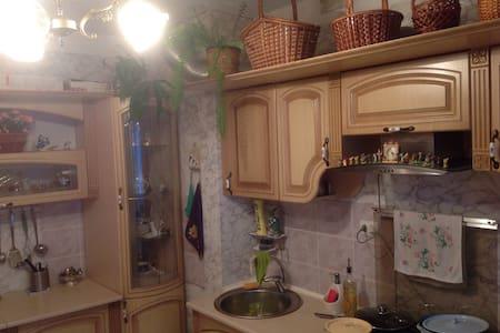 Уютная квартира в курортной зоне - Терскол - Apartamento