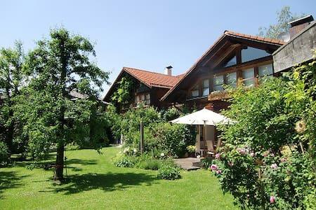 Ferienwohnung Osterhammer - Apartment