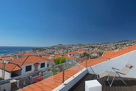 Rochinha I, comfort with sea view - Funchal - Villa