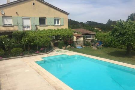 Appartement en Sud-Ardèche - Vinezac