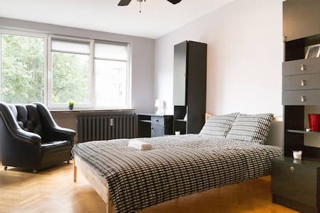 Comfortable room, central location - Appartement