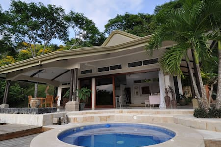 Casa Mar y Canto.Pacific Ocean Rain Forest Retreat - Dominical - House