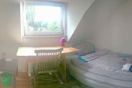 separate room, 5min to CITY/STATION - Mayence - Appartement