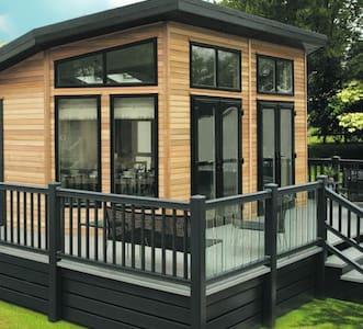 2 Bedroom Signature Lodge at Norfolk Park - Alpehytte