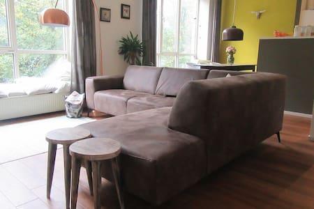 Prachtig appartement, in hartje centrum Groningen! - Társasház