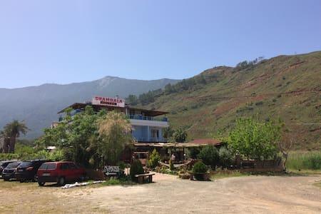 shambala hotel&restaurant - Adrasan - Aamiaismajoitus