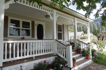 Middle Bench B&B - Keremeos - Bed & Breakfast