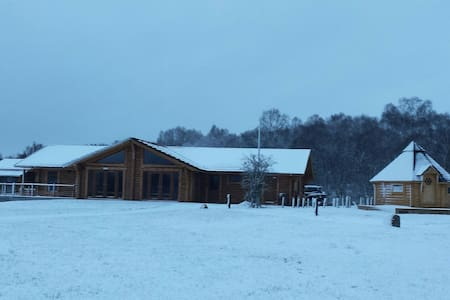 Exclusive Use of Eden Leisure Village at Christmas - Chalet