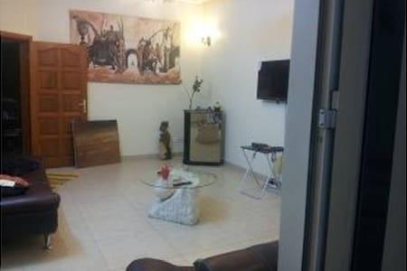 Chambre privée - Cotonou