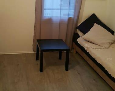 Chambre liber meubles - Appartement