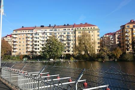 Overnight Apartment near Hornstull - Appartamento