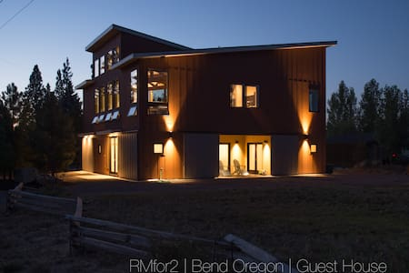 RMfor2 | River Bend Guest House Sleeps 1 or 2 - Bend - Casa
