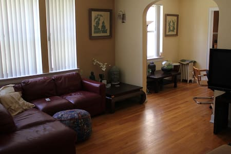 Cozy, One Bdrm Apt, in the Heart of Highland Park. - Byt