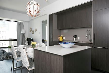 Prestigious Apartment - Downtown Bell Center - Montréal - Apartment