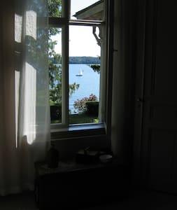 Bed&Breakfast vid havet på ön Oaxen - Oaxen