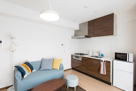 3 rooms for Family&Group!Easy access Narita Haneda - Lejlighed