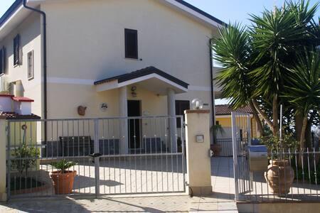Villa Del sole Prestigiosa villa seminuova Ottima - Tropea - Villa