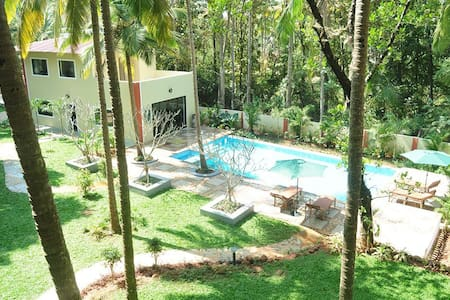 Palolem INNGOA Holiday Homes £1 - Huoneisto
