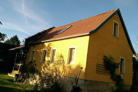 Landluft und Ruhe pur, Klassik und Kultur ganz nah - Rittersdorf - Domek gościnny