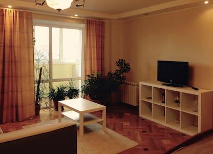 Апартаменты на Бабушкина - Jekaterinburg - Wohnung