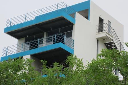 AluzacaMar, Suite 50 mts2 - Puerto López - Apartamento