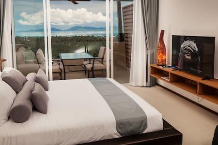 Fabulous Sea View Studio Apartment in Maenam - Ko Samui - Apartment