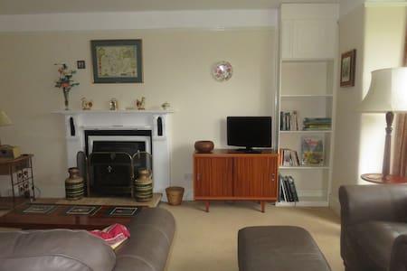 Large one Bed ground floor flat - Apartamento