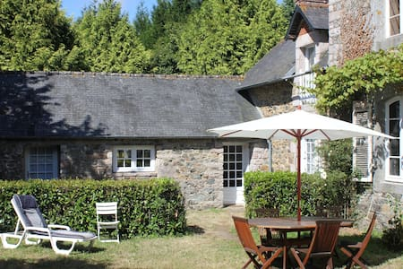 Lovely cottage, between sea and land, for 6 pers. - Saint-Alban - Huis