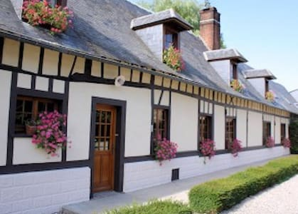 La Ferme d'Hauville - Lannoy-Cuillère - Pension