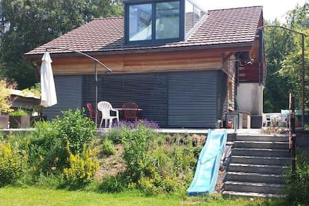 Ferienwohnung direkt am Ufer des Bielersees - Gerolfingen - Wohnung