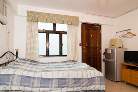 Bright and cozy room for friends in Lamma Island - Hong Kong