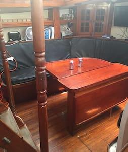 Pirate boat (54 feet long) - Lägenhet
