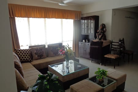 Spacious Home in a lovely Ambience - Apartmen