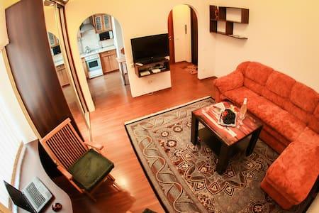 Апартаменты-студио в историческом центре. - Mahilioŭ - Apartamento