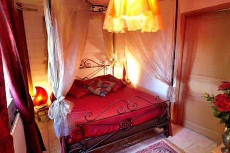 gite ou chambre pour 2 adultes - Saint-Cyprien