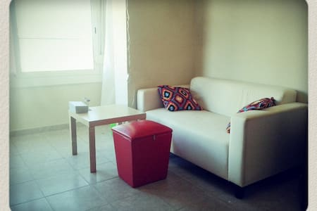Cozy flat 30 minutes from Barcelona - La Barriada Nova - Apartment