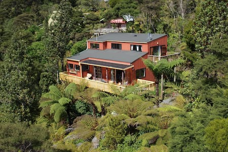 Bush Retreat. Close To Indicators! - Raglan - House