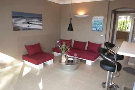 Port,Beaches,Seaview ,Wifi ,Pool,AC - Estepona - Wohnung