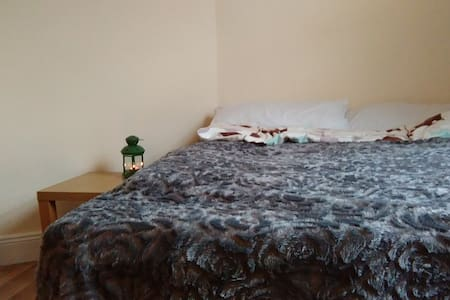 Double bedroom next to Phoenix Park - Casa