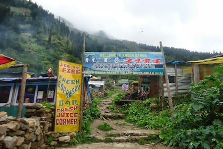 Kheerganga Guest house - Bed & Breakfast
