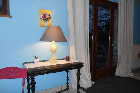 Maison du chat assis - Bed & Breakfast