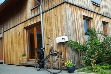 Gemütliche Wohnung Wooden Island - Lakás