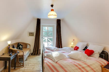 Fyn,double room No 1, Gislev, Funen - Gislev - Bed & Breakfast