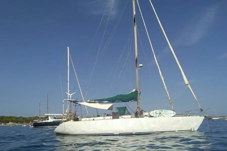 Ibiza a bordo de un velero! - Las Salinas - Boat