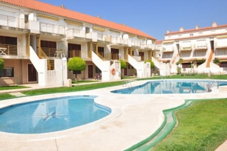 appart duplex 2 a 6 pers - Cambrils - Appartement