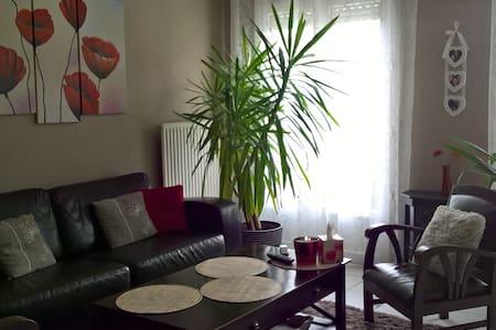 Maison/jardin calme proche centre de NANTES (5km) - Rezé - Huis