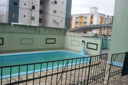 Apartamento em João Pessoa - Dezembro e Janeiro - João Pessoa - Apartmen