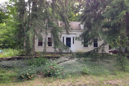 Enchanting country home close to Amherst - Leverett - Casa