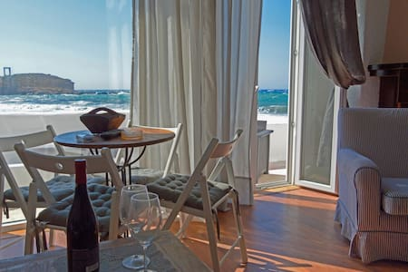 Grotta Sognare Sea Front suite - Naxos