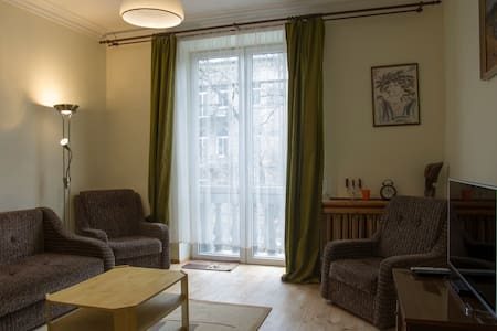 1 Room Apartment in the City Center - Vilnius - Apartment